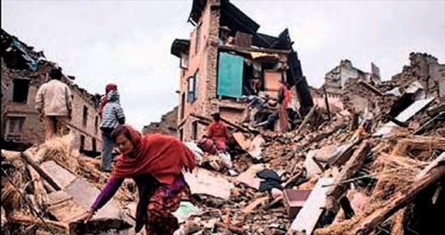 Depremde ölü sayısı 6 bine yakın