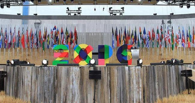 Milano EXPO 2015 fuarı açıldı