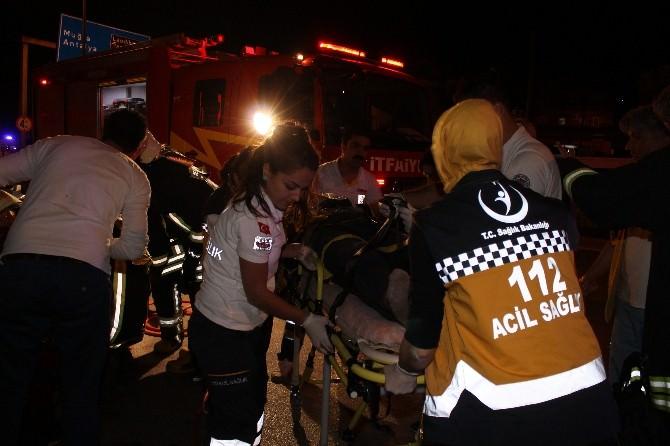 Denizli'de Feci Kaza: 3 Ölü, 3 Yaralı