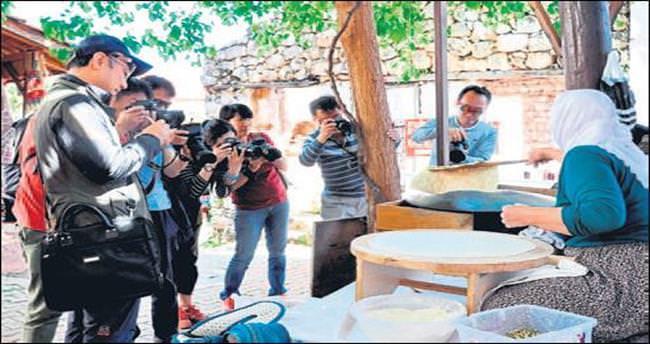 Batı Akdeniz'in doğal güzellikleri Kore'de