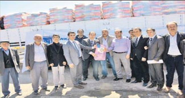 Büyükşehir'den çiftçilere 'kırsal kalkınma' desteği
