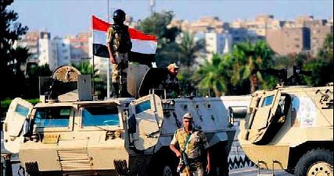 Mısır ordusu Sina bilançosunu açıkladı