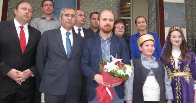 Bilal Erdoğan: 'Bizler kalpleri birlikte atan toplumlarız'