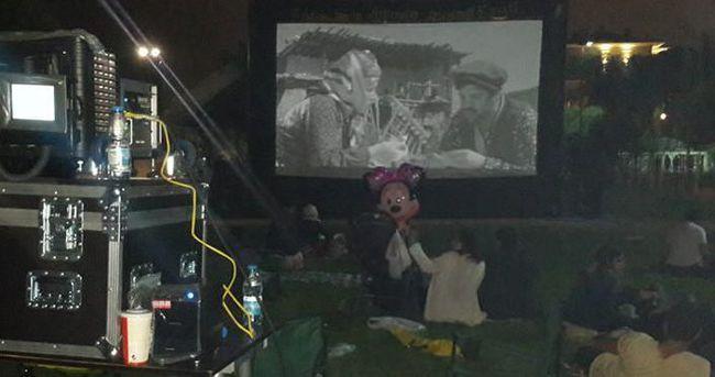AK Parti'den Kadıköy'e yazlık sinema