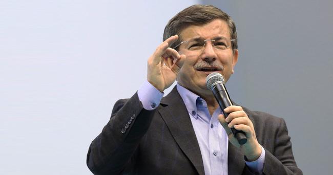 Başbakan Davutoğlu'ndan 10 müjde