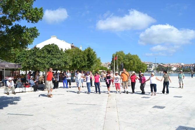 Datçalılar Akdeniz'den Ege'ye Yürüdü