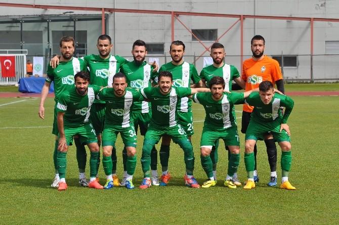 Kayseri Şekerspor Ligde Kalma Umutlarını Son Haftaya Bıraktı