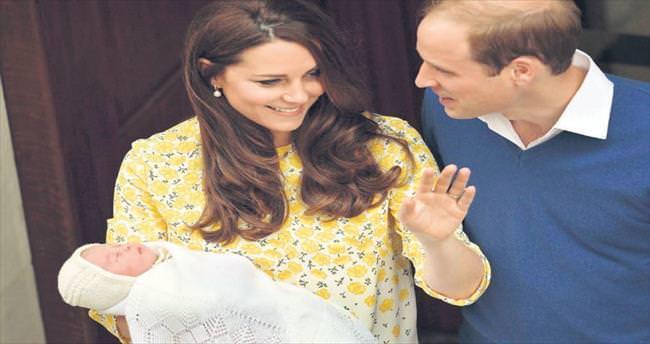 Prenses coşkusu İngiltere'yi sardı