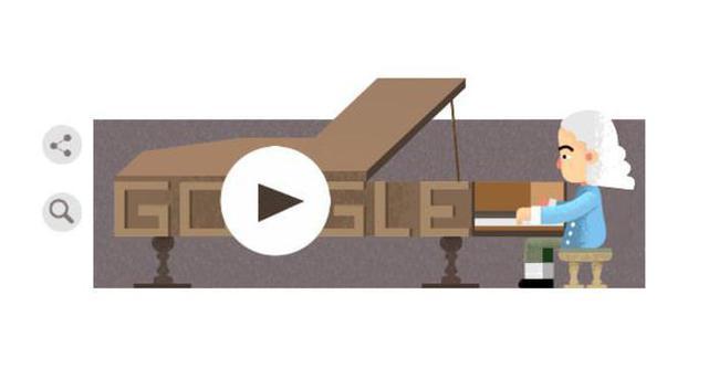 Piyanonun icadı Google'da Doodle oldu... Peki piyanoyu kim icat etti?