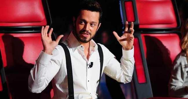 Murat Boz 'O Ses Türkiye'ye geri dönüyor