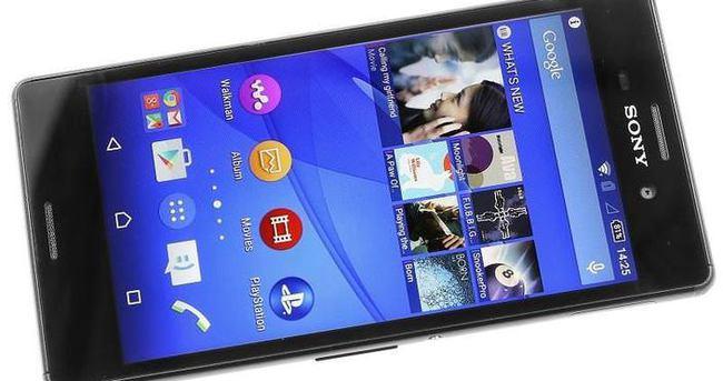 Sony Xperia M4 Aqua'ya ilk bakış