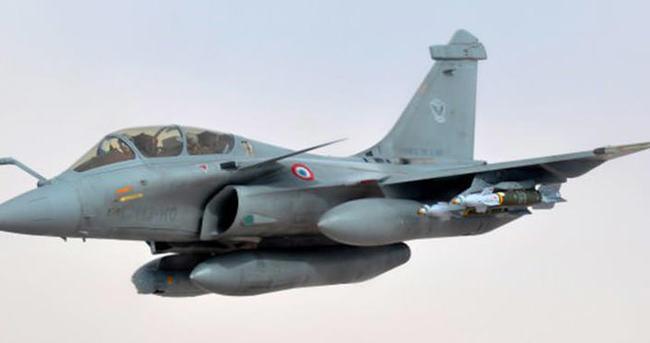 Fransa 24 savaş uçağını Katar'a sattı