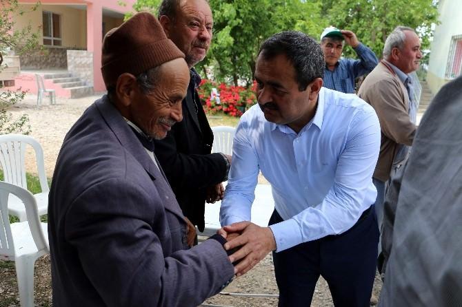 AK Parti'li Samani'den Asgari Ücret Göndermesi