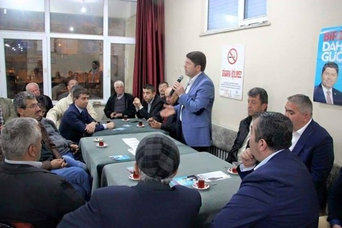 AK Parti Milletvekili Yılmaz Tunç: