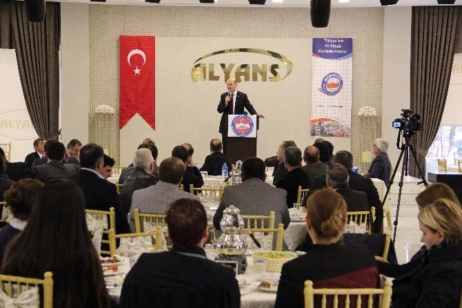 AK Parti Genel Başkan Yardımcısı Ve Trabzon Milletvekili Adayı Süleyman Soylu: