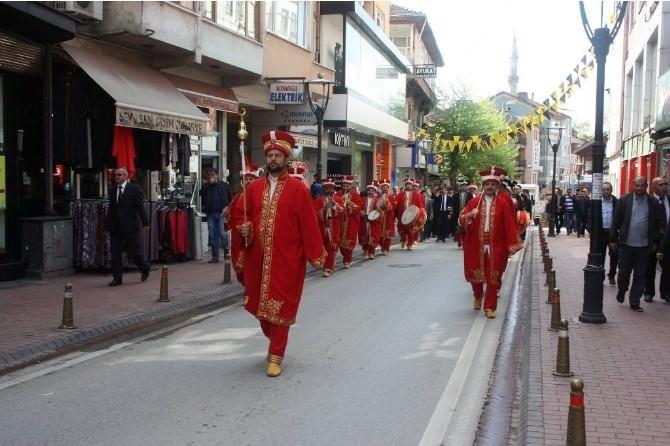 Bartın'da Hayır Çarşısı Görkemli Bir Törenle Açıldı