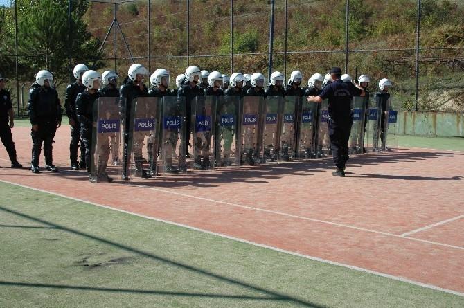 Bartın Polisi Eğitimlere Devam Ediyor