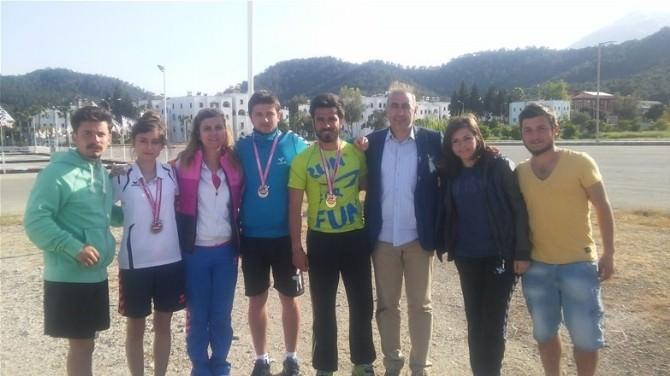 Türkiye Volo Şampiyonasında Bartın'a Birincilik