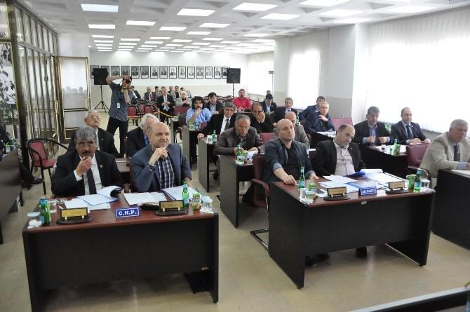 Bozüyük Belediye Meclisi Mayıs Ayı Meclis Toplantısı Yapıldı