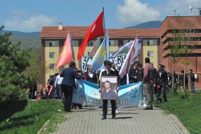 Bolu'da 3 Mayıs Dünya Türkçülük Günü Kutlandı