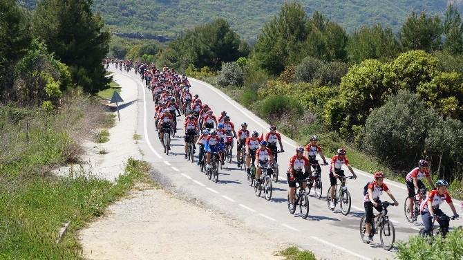 Zaferin 100. Yılında 100 Bisikletli İle Anma