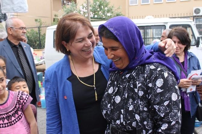 CHP'li Türkmen'den Ceyhan Çıkarması