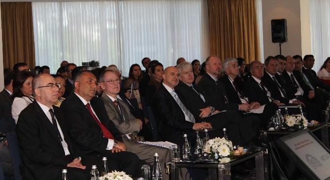 Türkiye-kanada İş Konseyi'nde Enerji Masaya Yatırıldı