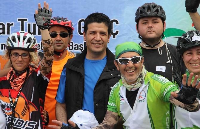 Döşemealtı Belediyesi Bisiklet Şenliği, Yoğun İlgi Gördü