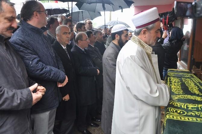 İçişleri Bakanı Öztürk'ün Acı Günü