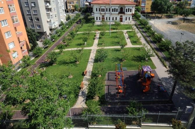 Bağcılar'a Bir Nostalji Bahçesi Daha