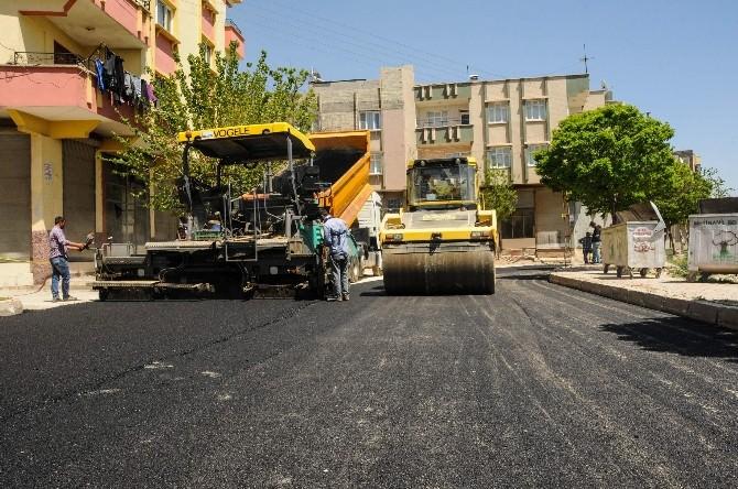 Şehitkamil'de Mahalleler TEK TEK Asfaltlanıyor