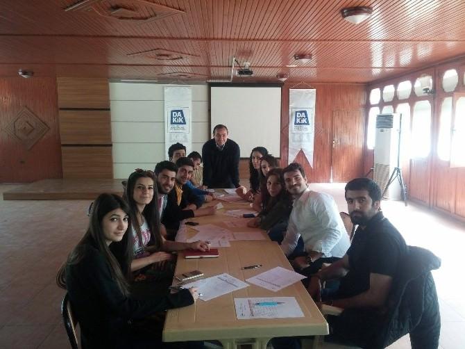 Üniversitelerde Afete Dakik Gençler Oluşturuluyor