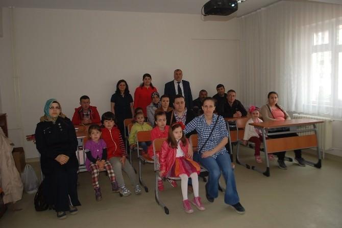 Velilere Okul Öncesi Eğitim Semineri