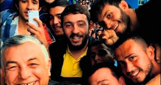 Ferhat başkan Sarıyer şampiyon!