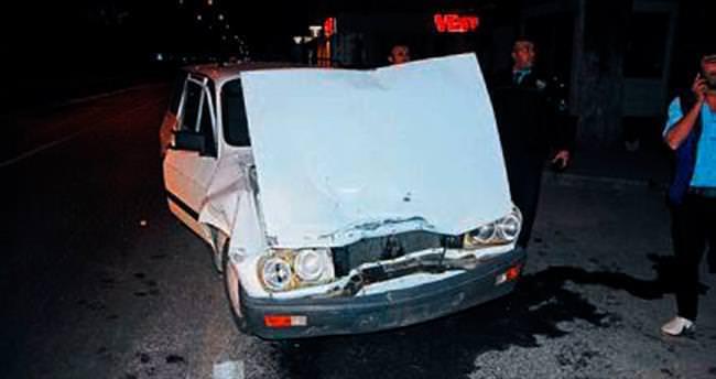 Aydın'da otomobilin çarptığı adam öldü