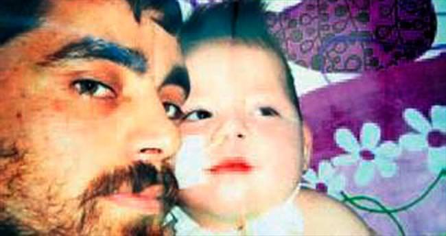 Minik Enes artık babasıyla