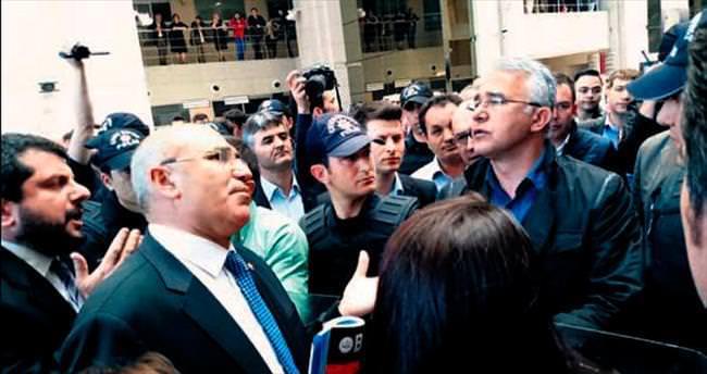 CHP ve HDP'li vekiller adliyeyi karıştırdı