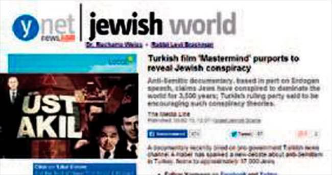 aHaber İsrail'i rahatsız etti