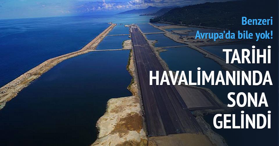 Türkiye, 53'üncü havalimanına kavuşuyor