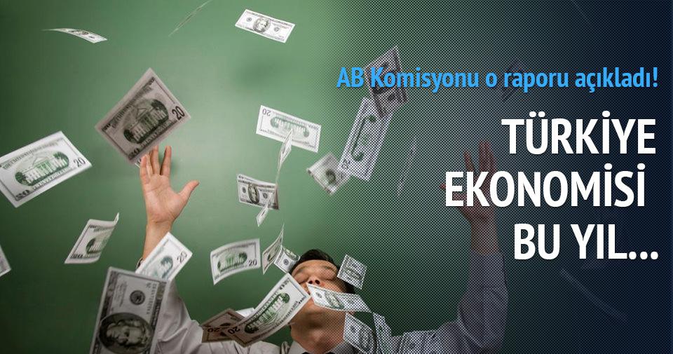 AB Komisyonu'ndan flaş Türkiye raporu!