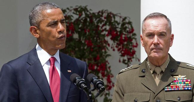 Obama yeni Genelkurmay Başkanını seçti