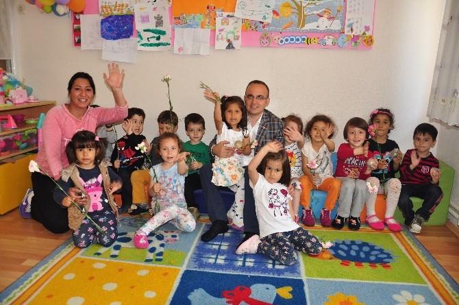 AK Parti Milletvekili Adayı Bülent Turan Bozcaada'da