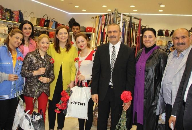 AK Parti Van Milletvekili Burhan Kayatürk'ün Seçim Çalışmaları