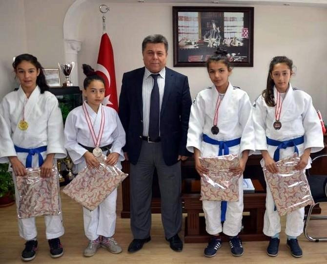 Aydın'dan Judoda Türkiye Dereceleri