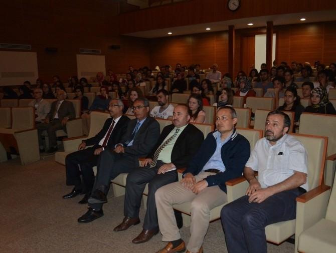 """BAÜ'de """"Osmanlı Devleti Ve Ermeniler"""" Konferansı"""