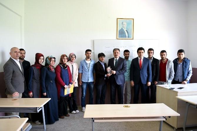 Başkan Çakır, Yerel Yönetim Dersi Verdi