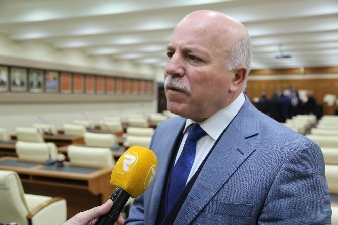 Başkan Sekmen, Erzurum Yatırım, Üretim Ve Dönüşüm Merkezi Oluyor