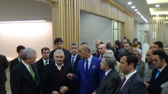 Binali Yıldırım Erzincan'ın 15 Mayıs'ta Cumhurbaşkanını Ağırlayacağını Açıkladı
