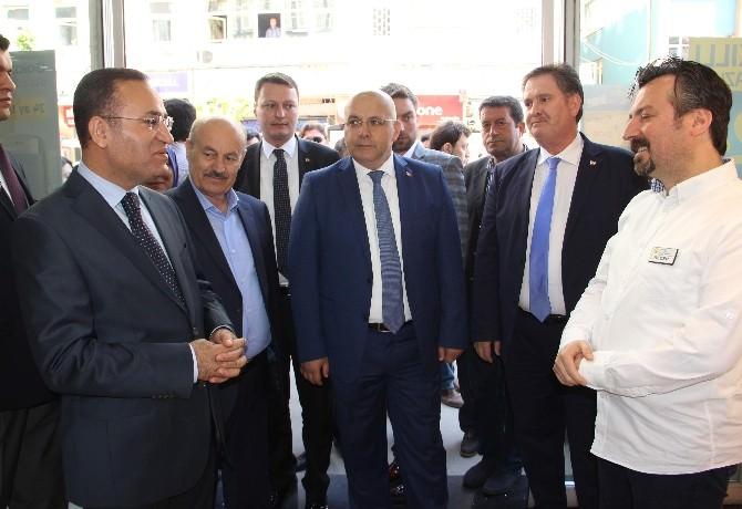 Bozdağ, HDP'nin YSK'ya Yaptığı Başvuruyu Değerlendirdi