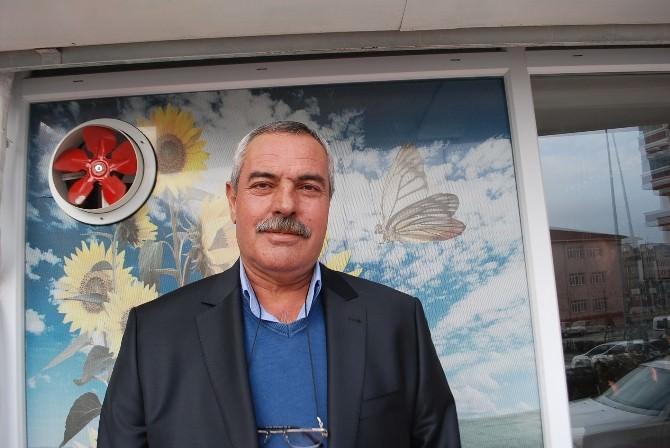 Çerkezköy Ziraat Odası Başkanı Toprak: Son Yağmur Çiftçimize İlaç Gibi Geldi